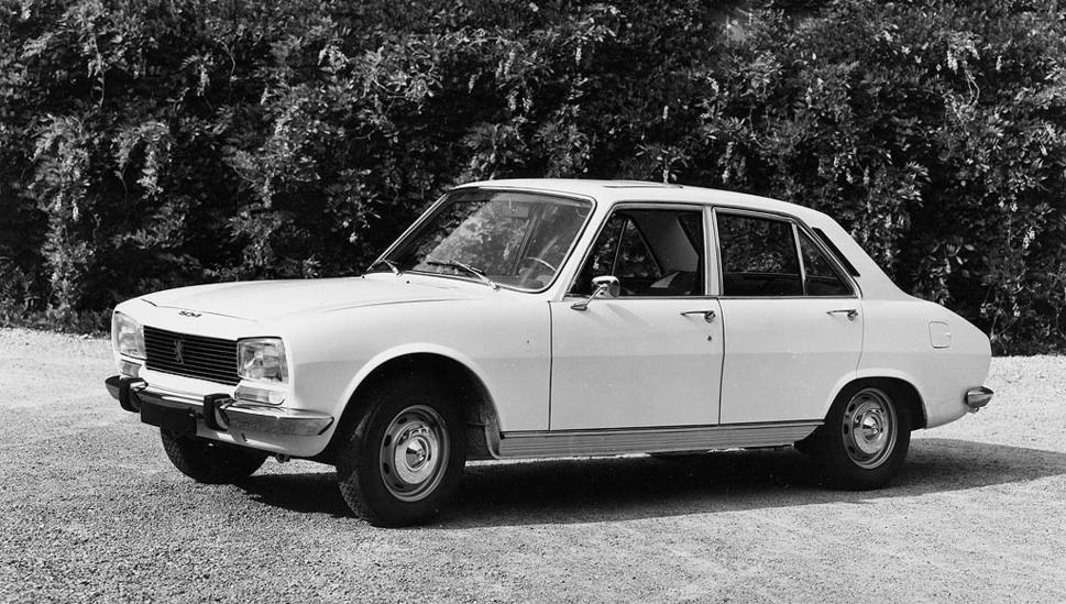 Peugeot 504 Anniversary